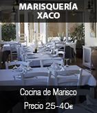 Restaurante Marisquería Xaco Girona
