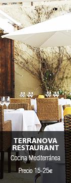 Restaurante Terranova Girona